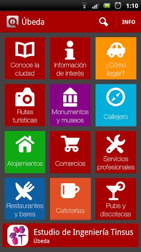 Úbeda iPlacePhone
