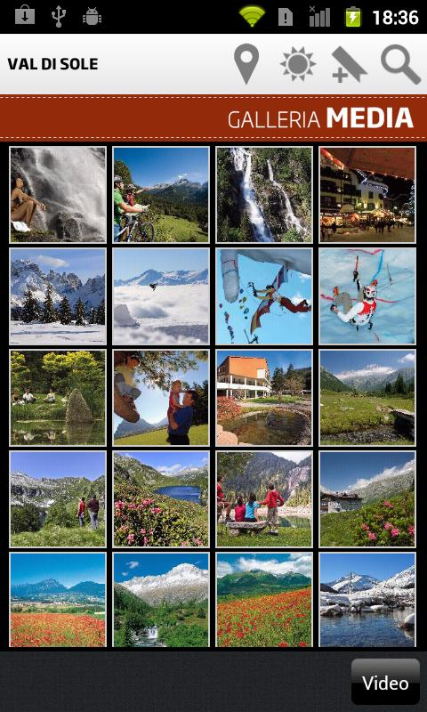 Val di Sole Travel Guide- screenshot