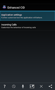 Enhanced Caller ID+- screenshot thumbnail
