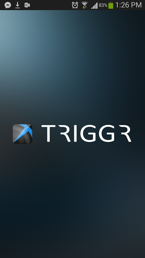 TRIGGR- screenshot