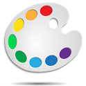 Drawings Board - finger paint icon