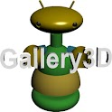 Gallery3D for HTC My Desire HD logo