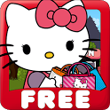 Hello Kitty Dress Up Game icon