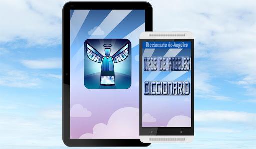 Diccionario ángeles divinos