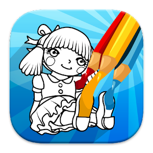 Doll Coloring Game for PC and MAC