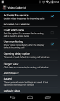 Screenshot of Video Caller Id (Pro)