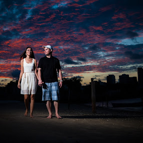 by Mauro César Louzada - People Couples