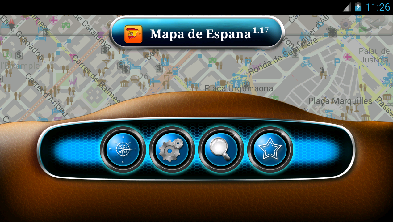 Map Of Spain Android Apps On Google Play - Us gps maps free download
