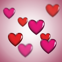 Love Hearts LiveWallpaper icon