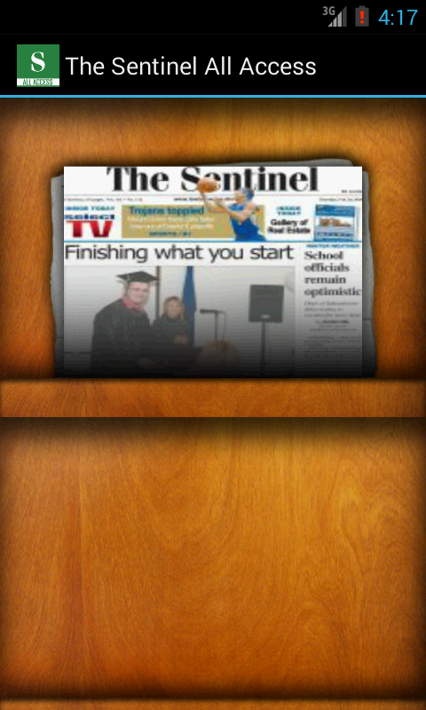 The Sentinel All Access- screenshot