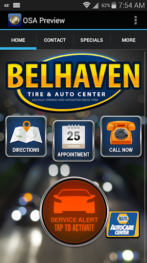 Belhaven Tire and Auto Center
