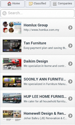 Johor Bahru Furniture Online!