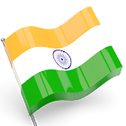 India Flag Independence Day icon
