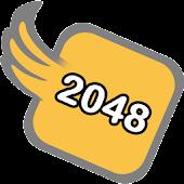Fly 2048