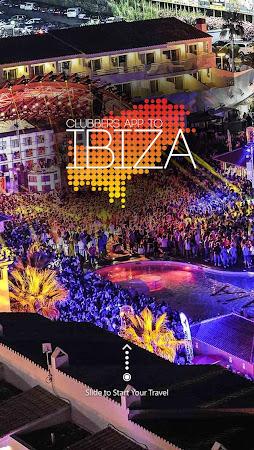 Clubbers App to Ibiza 3.6 screenshot 2092557