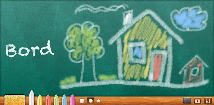 Bord - приложение для рисования на доске