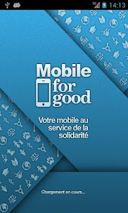 Mobile for good- screenshot thumbnail