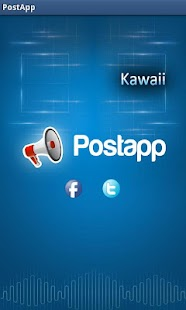 PostApp - screenshot thumbnail