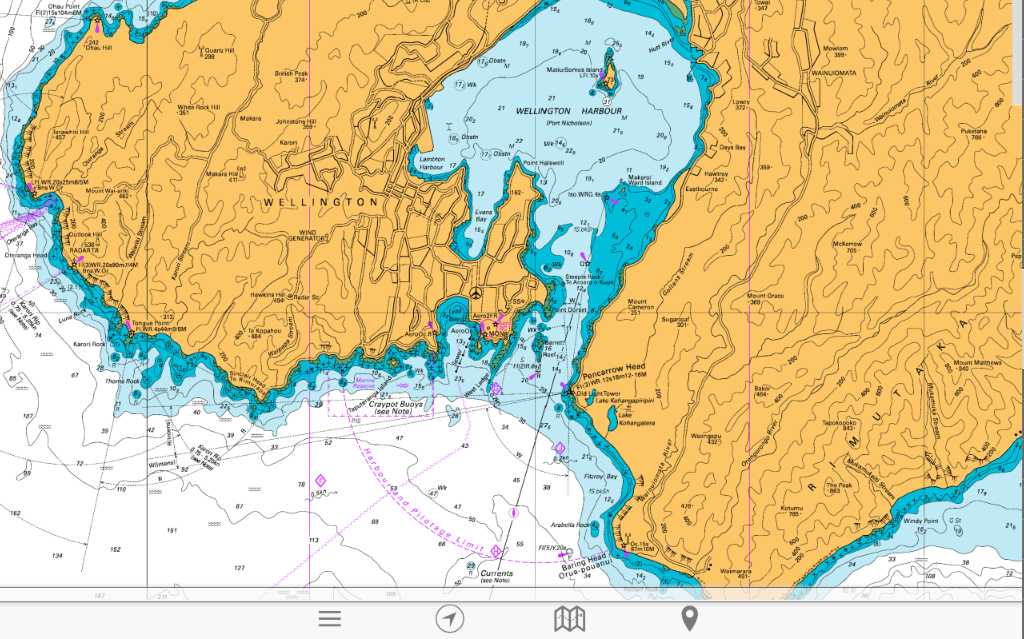 Chartee lite nz marine charts android apps on google play