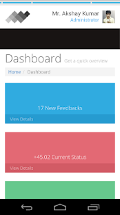 Flatron - Admin Template - screenshot thumbnail