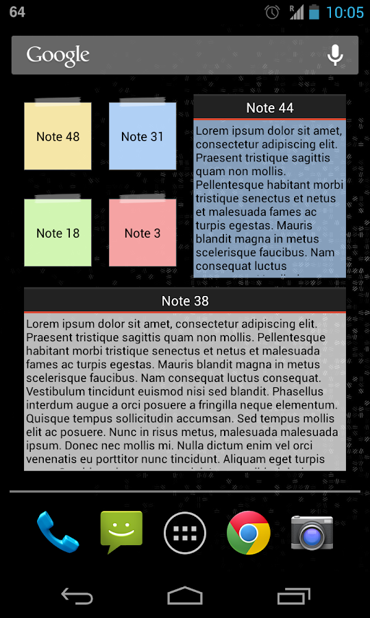 Note+ Notes - screenshot