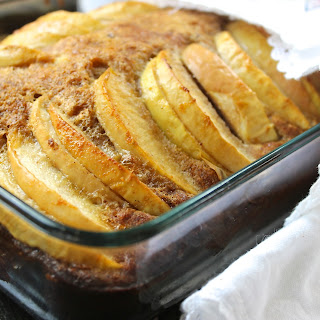 Paleo Apple Kugel Recipe