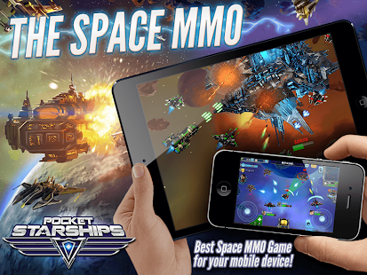 Pocket Starships MMO MMORPG