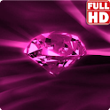 Diamond Live Wallpaper HD icon