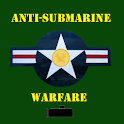 A.S.W. Anti-Submarine Warfare logo