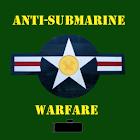 A.S.W. Anti-Submarine Warfare icon