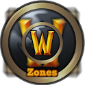 Wow leveling guide : zones icon