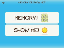 Screenshot of Numbers Memory Match Free