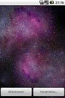 Screenshot of Space Dream Lite