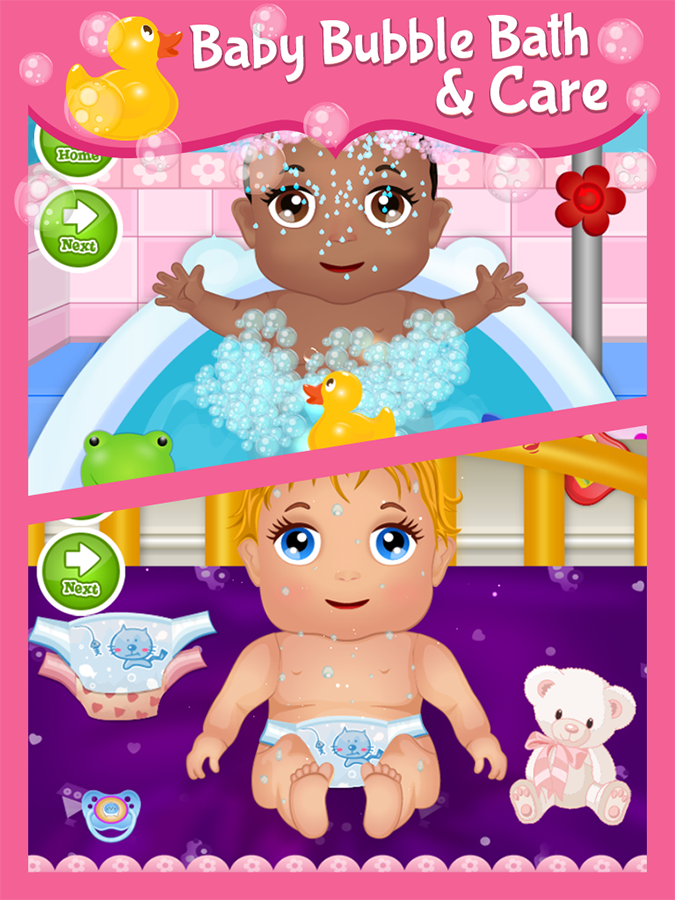 Little Baby Care – Kids Game - screenshot
