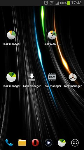 Task Manager S4 Shortcut