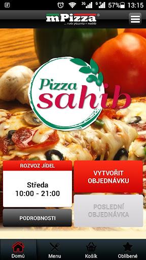 Pizza SAHIB