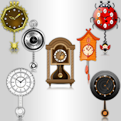 Pendulum Clock Widget