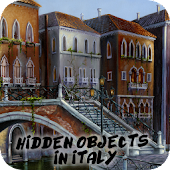 Hidden objects in Italy