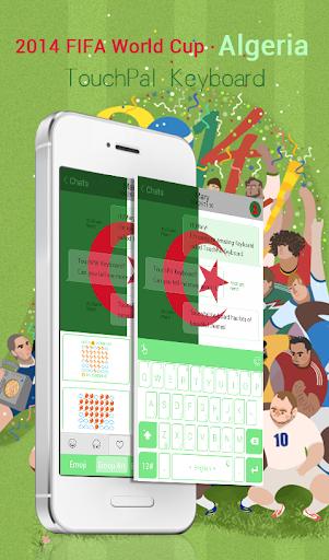 玩免費運動APP|下載TouchPal Algeria_FIFA Theme app不用錢|硬是要APP