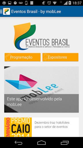 Eventos Brasil - by mobLee