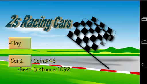 Kids Cars racing
