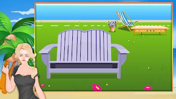 Screenshot of Seaside Room Escape