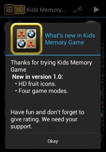 Cars Logo Memory HD