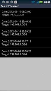 Pamn IP Scanner v0.8.1