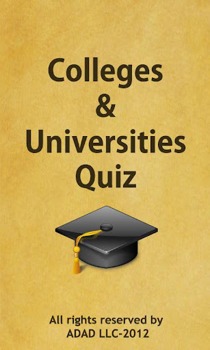 US Universities And Colleges