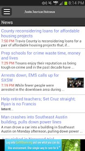 Breaking News by The Statesman - screenshot thumbnail