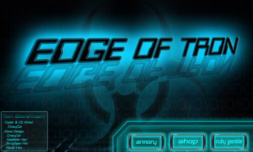 Edge of Tron