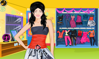 Screenshot of Romantic Date Dress up