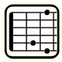 GChord  (Guitar Chord Finder) logo