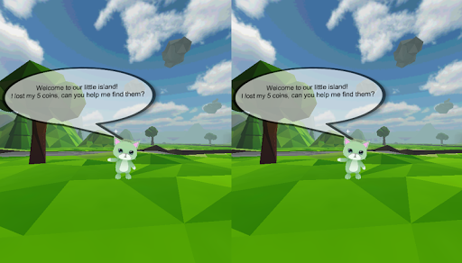 VR Island Quest Demo